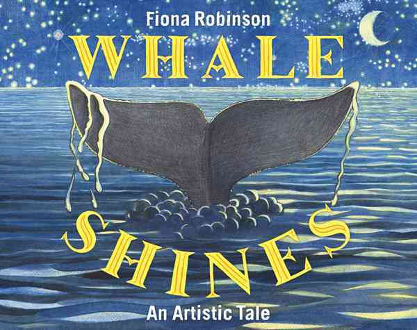 Whale Shines By Robinson, Fiona